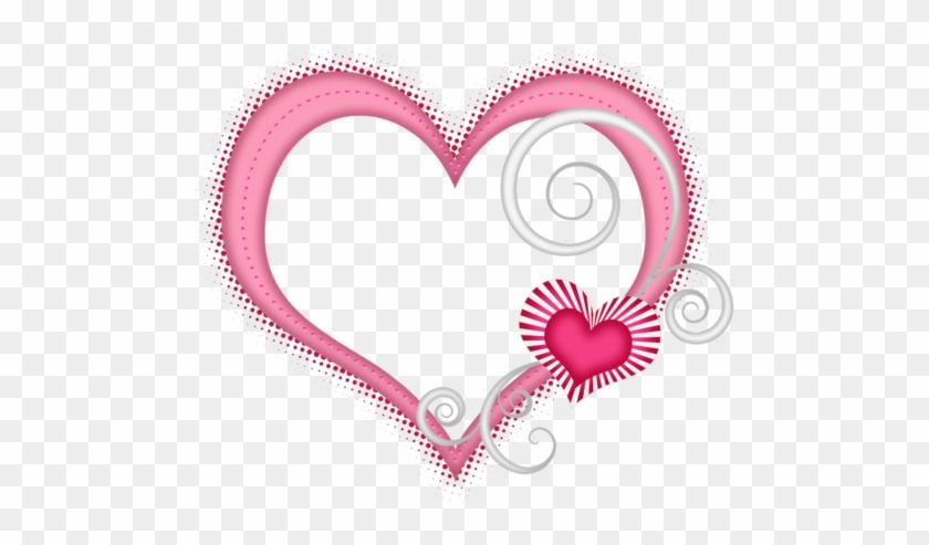Tubes Valentine - Heart #6365