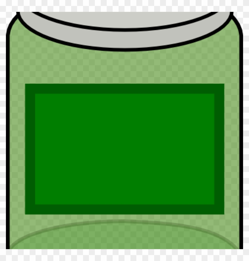 Jar Clipart Green Jar Clip Art At Clker Vector Clip - Clip Art #6410