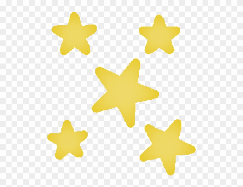 Stars - Star In The Sky Clipart #6427