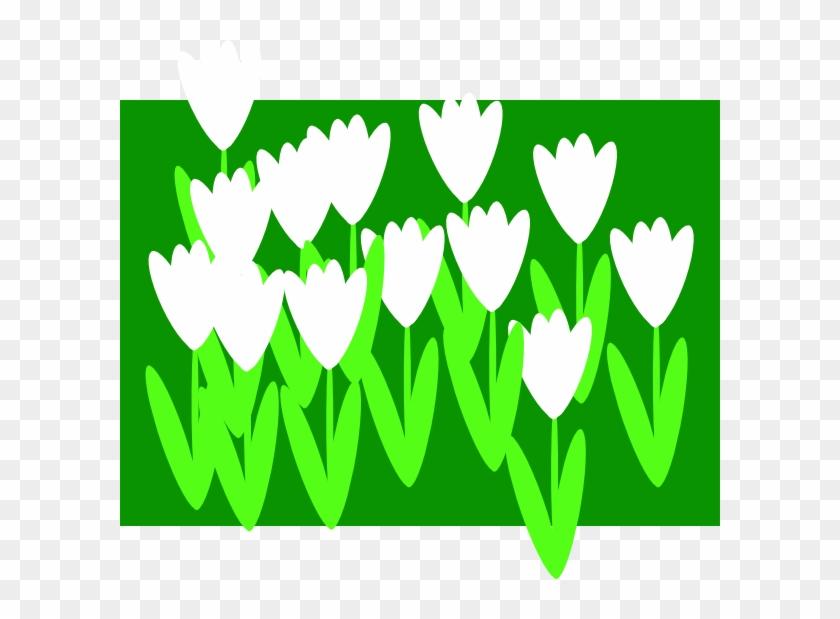 Spring Clip Art - Spring Flowers Clip Art #6456