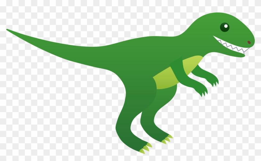 Clipart Info - T Rex Dinosaurs Clipart #6500