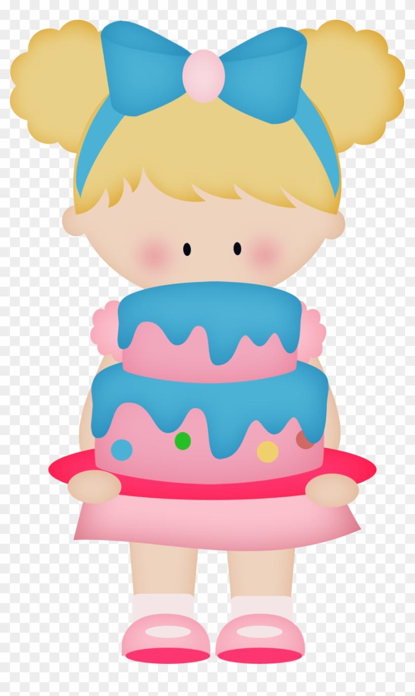 Clipart Aniversário - Cake #6527
