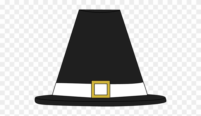 Pilgrim Hat - Pilgrim Hat Clip Art #6525