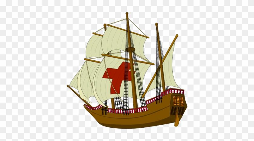 Mayflower Clip Art - Mayflower Clipart #6538