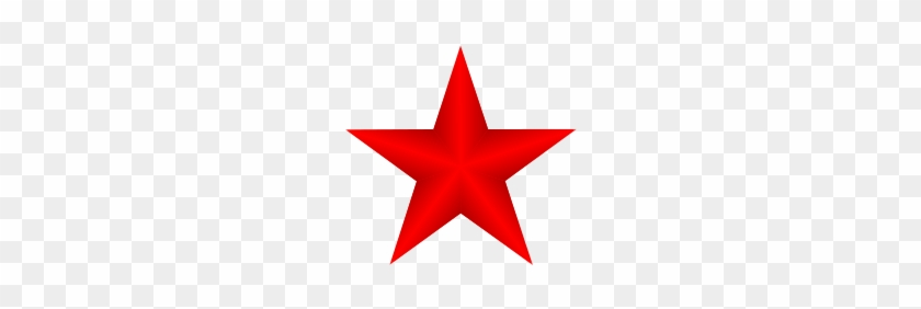 Peaceful Design Ideas Red Star Clip Art Free Clipart - Illustration #6552