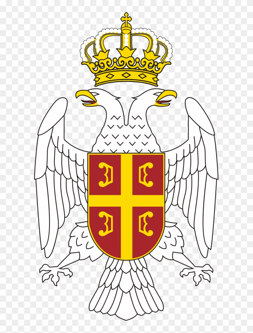 Coat Of Arms Of The Republic Of Eastern Slavonia - Sao Eastern Slavonia, Baranja And Western Syrmia #6603