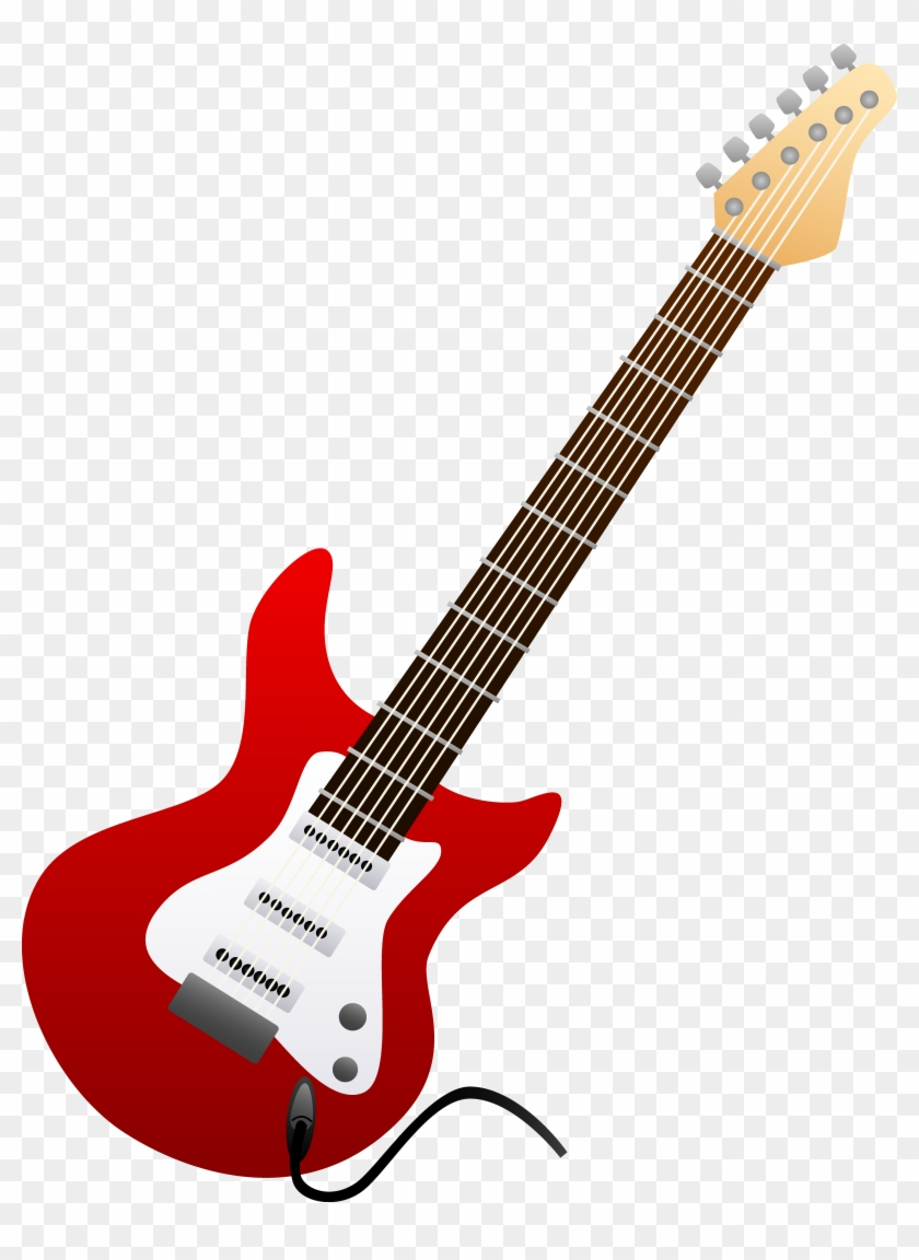 Rock Star Clipart Free Download Clip Art On - Rock Guitar Clip Art #6681
