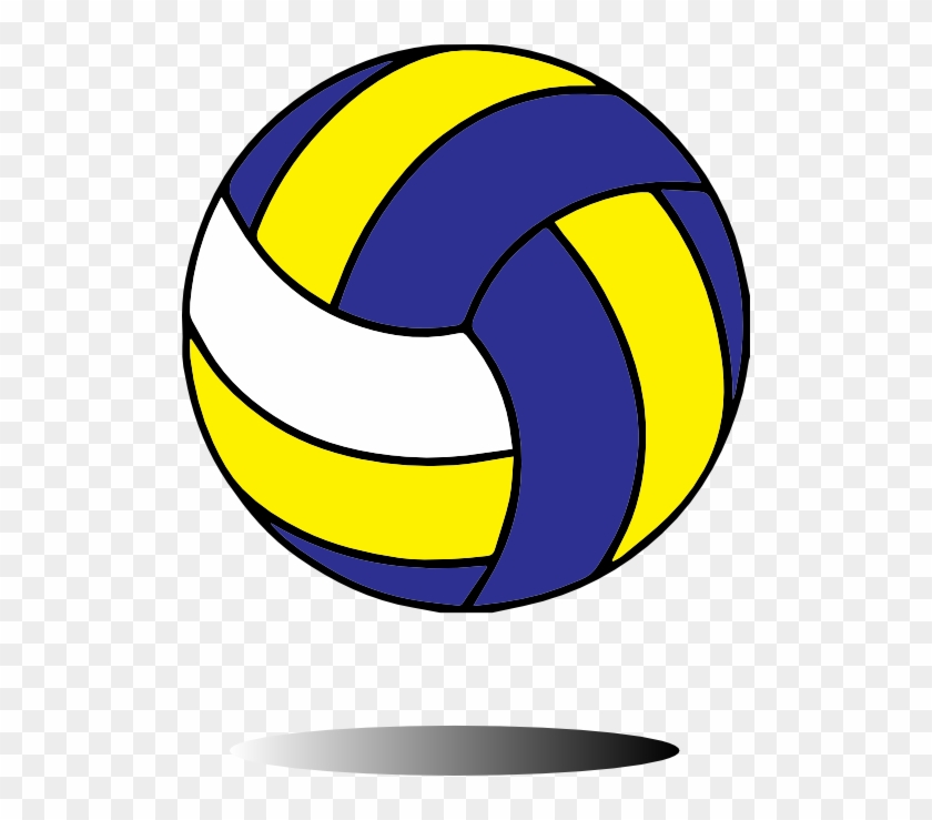 Download - Volleyball Ball Clip Art #6697