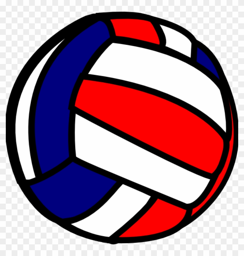 Volleyball Svg Clip Arts 600 X 596 Px - Clip Art Volleyball #6699