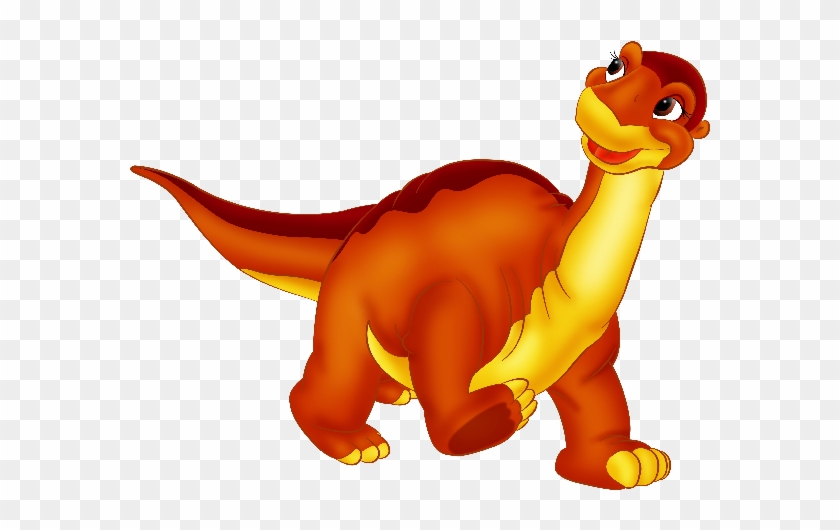 Brachiosaurus Dinosaur Clip Art - Dinosaur Cartoon Land Before Time #6722