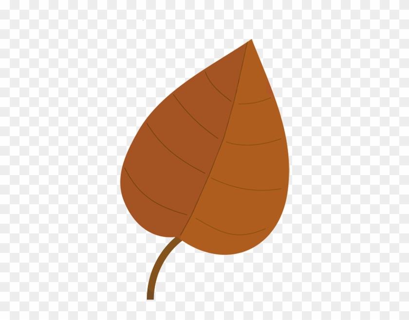 Fall Leaf Clip Art - Illustration #684
