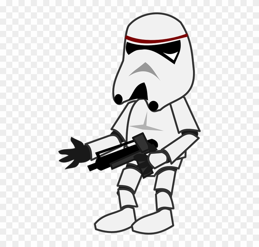 Best Cool Star Wars Clipart - Clip Art Characters #6774