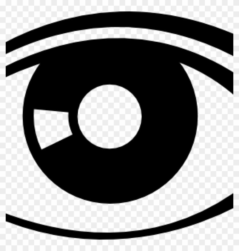 Eyes Clipart Eye Clip Art Black And White Clipart Panda - Clip Art #6806