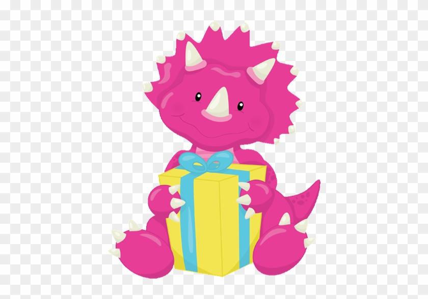 Birthday Dinosaur Clipart Clip Art Library - Inktastic I'm The Birthday Girl Triceratops Dinosaur #6884