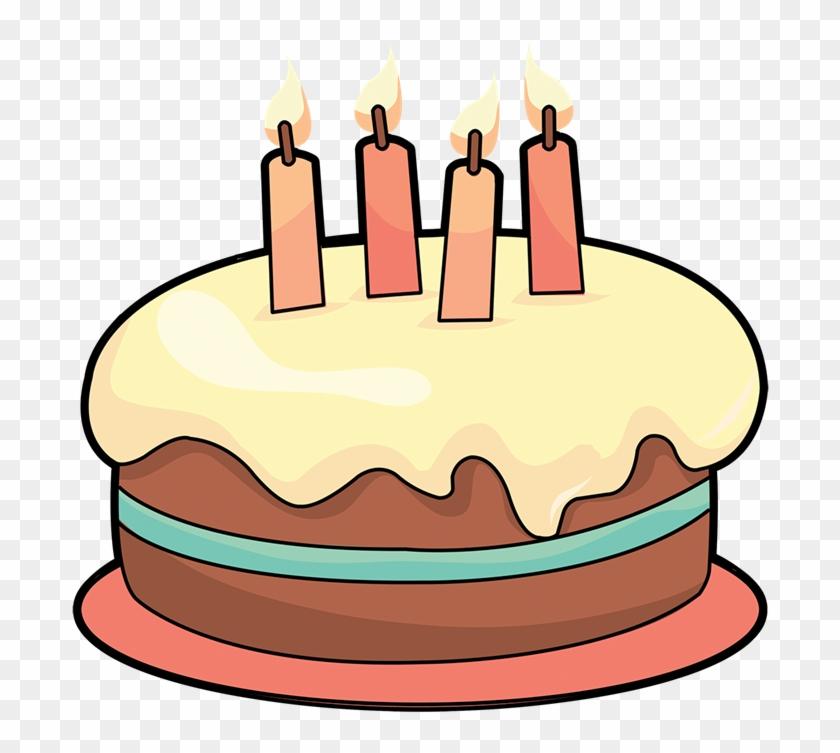 Art Cake Birthday Cake Clipart 4 Cakes Clipartix Cake Cartoon Free