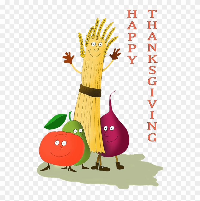 Happy Thanksgiving Clipart - Thanksgiving #6922