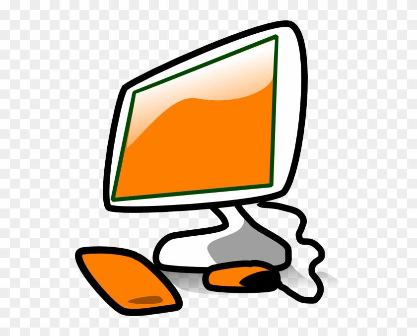 Pc Desktop - Computer Clipart Png #6926