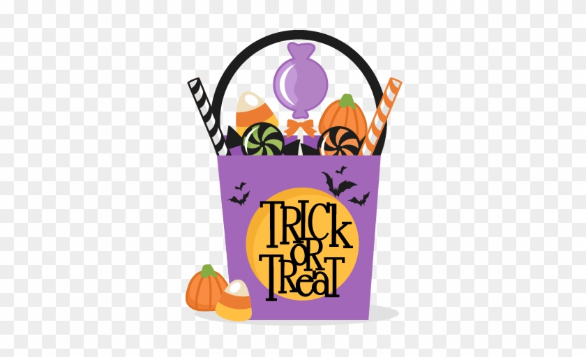 Trick Or Treat Clipart Trick Or Treat Clip Art Trick - Trick Or Treat Clip Art #6952