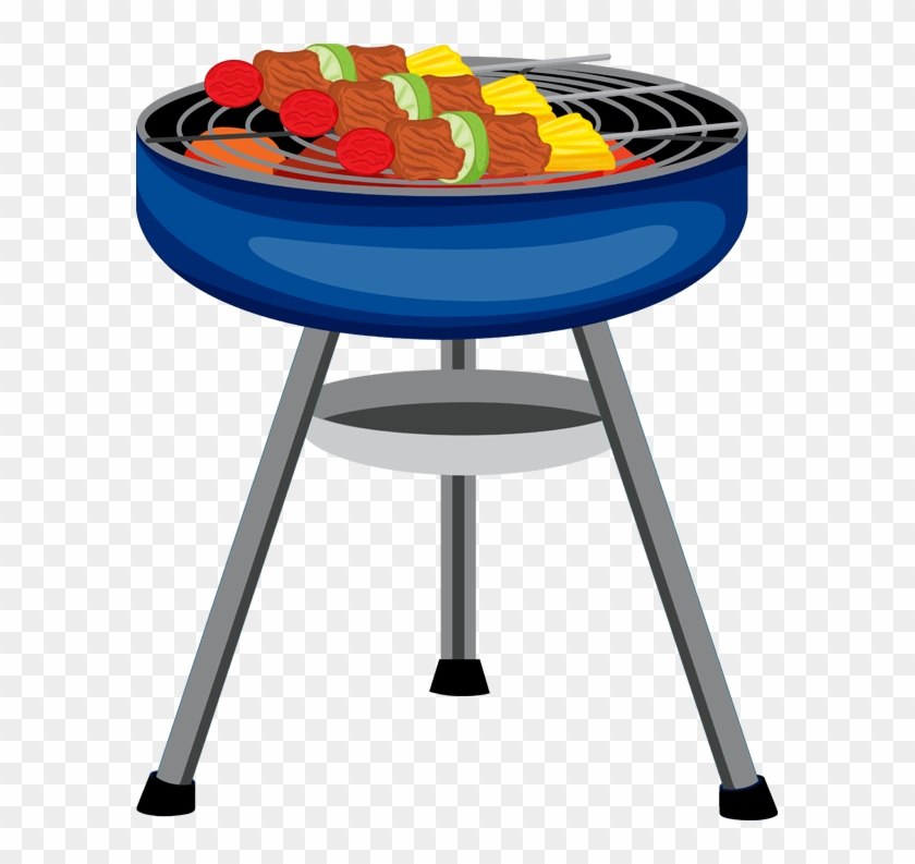 Grill Clipart #6970