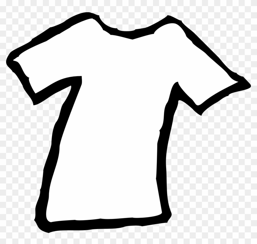 Clothes Clip Art Clothes Clipart Clipart Panda Free - Clothing Black And White #6996