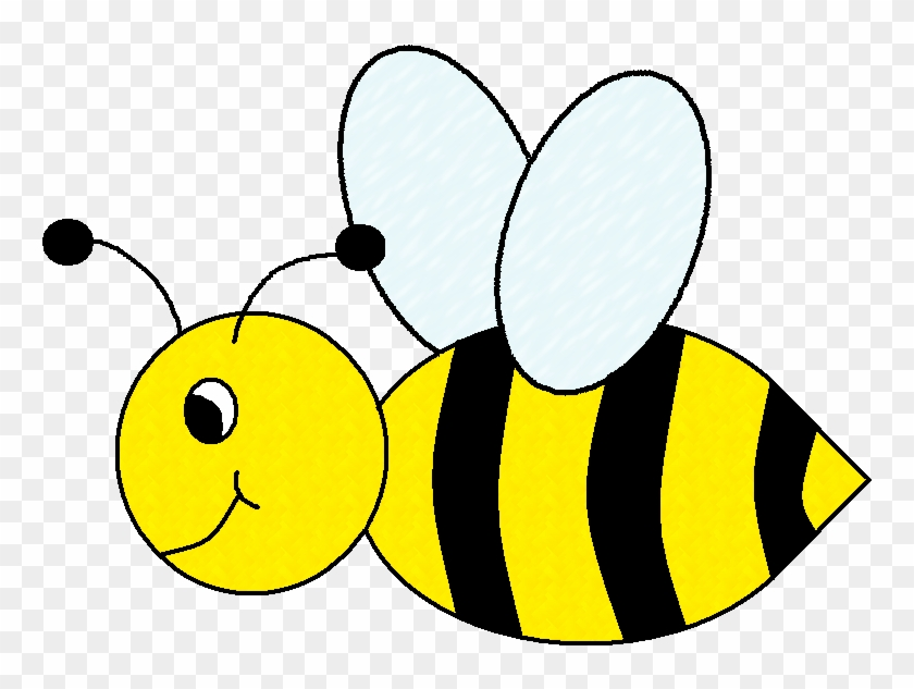 Here You Can See The Cartoon Bumble Bee Clip Art Collection - Bee Clip Art Transparent #7006