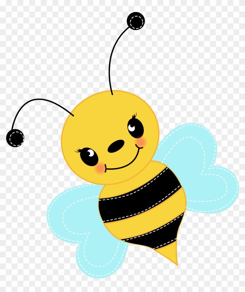 Clipart Info - Bee Clipart Cute #7021