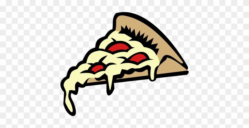 Cheese Pizza Clipart Cheese Pizza Clip Art Clipart - Transparent Pizza Clipart #7039