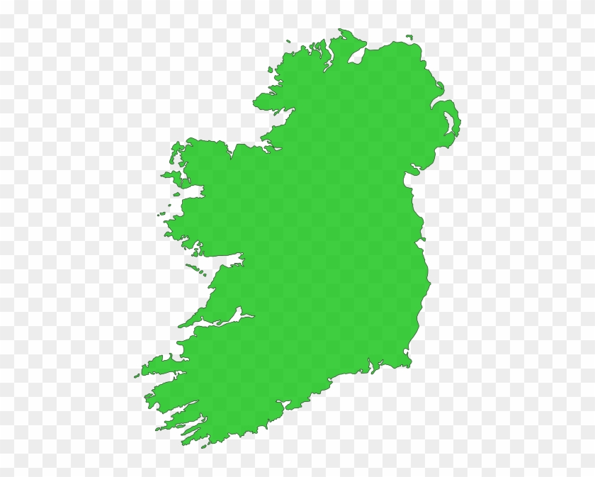 Ireland Clipart Ireland Clip Art Free Clipart Panda - Northern Ireland Republic Of Ireland Map #7056