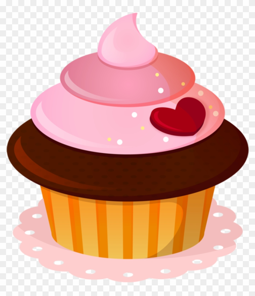 Cupcake Images Clip Art D4gf9mn 609626 Cupcakes Dinosaur - Clip Art Cup Cake #7070