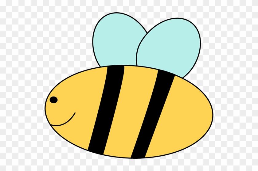 Little Bee - Cute Nature Clip Art #7076