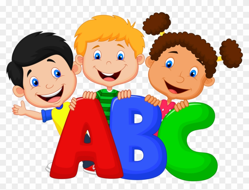 Kids School Clipart Images - Cartoon School Kids #7084