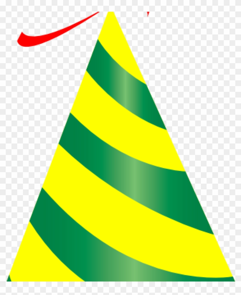 Party Hat Clip Art Party Hat Clip Art At Clker Vector - Graphic Design #7109
