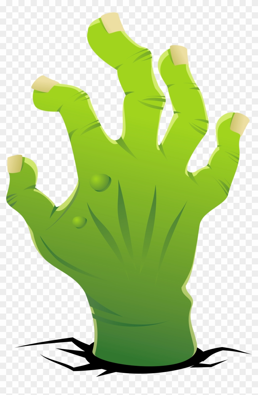 zombie hand clipart image - zombie hand clipart transparent - free