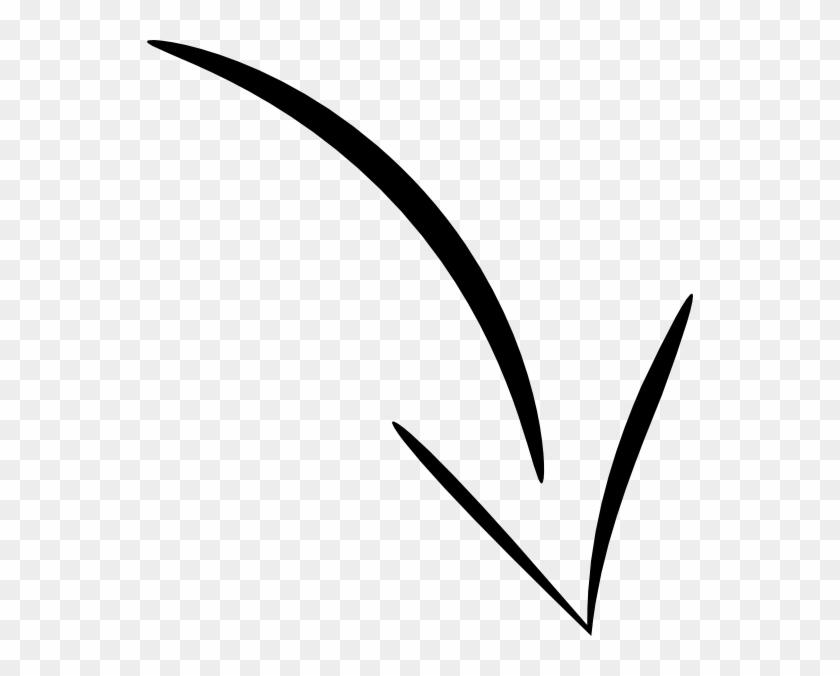 Fancy Arrow Clip Art Arrow Left Clip Art At Clker Vector - Crayon Arrow Png #7135