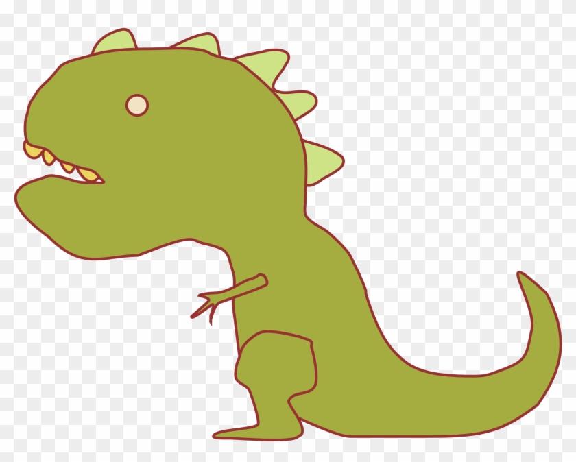 Dino Dinosaur Dinosaurio Dragon Art - Custom Cartoon Dinosaur Drawing Shower Curtain #7156