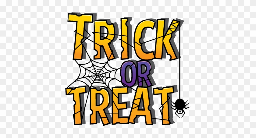Trick Or Treat Clip Art Trick Or Treat Clip Art Trunk - Trick Or Threat Collection Halloween Party Trucker #7167