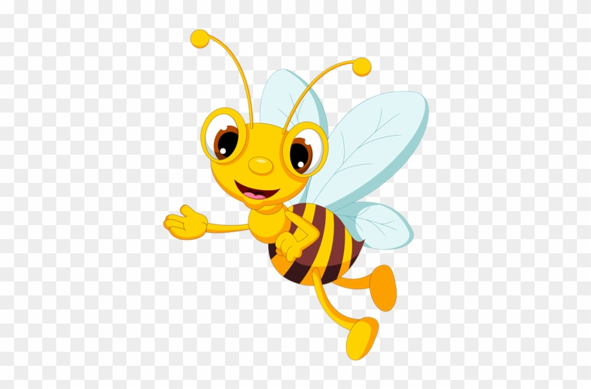 Illustration Of Bee Cartoon Vector Art, Clipart And - Clipart Abeille #7166