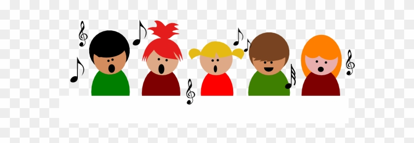 Creative Inspiration Free Clip Art Singing People Cliparts - Children Singing Clipart #7248