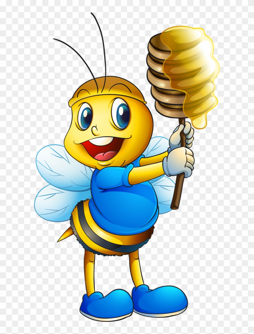 Dolls - Clipart Bees #7263