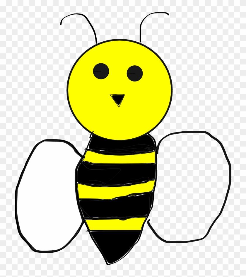 Bumble Bee Pictures Clip Art Clipart Clipartcow - Clip Art #7269