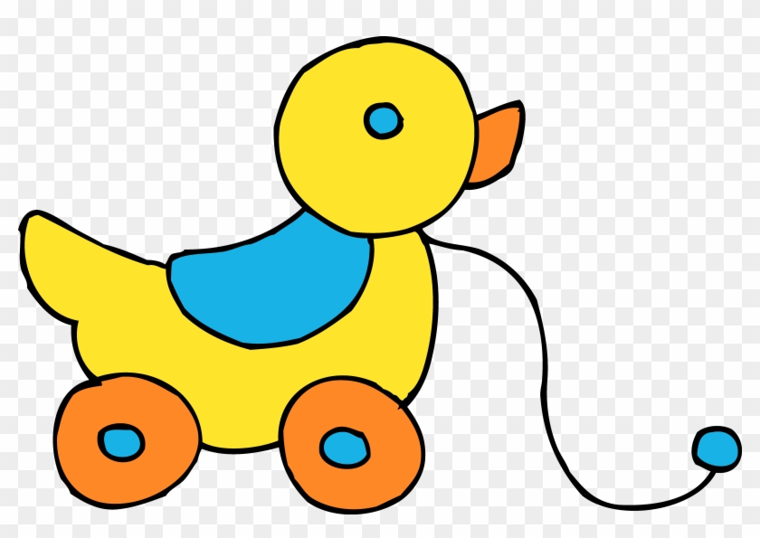 Clean Up Toys Clipart - Toy Clipart #7302
