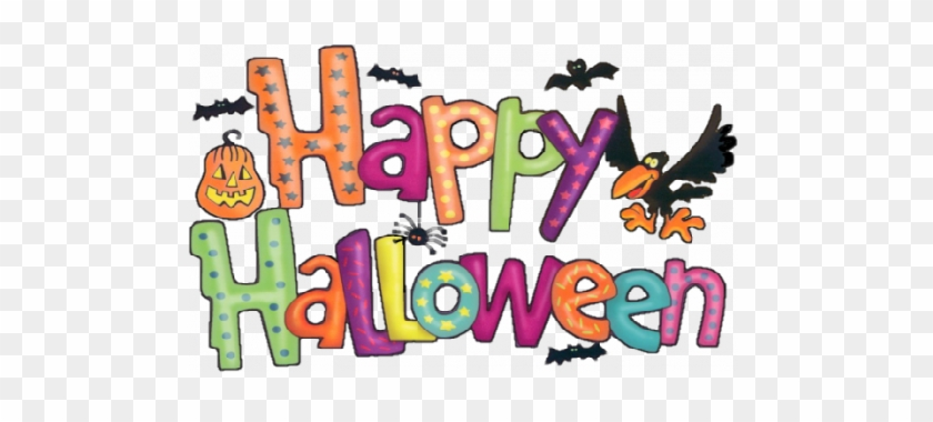 Happy Halloween Images Clip Art - Happy Halloween Gif Animated #7298