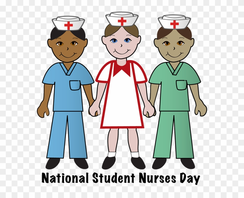 Nursing Student Clipart - National Student Nurse Day #7436