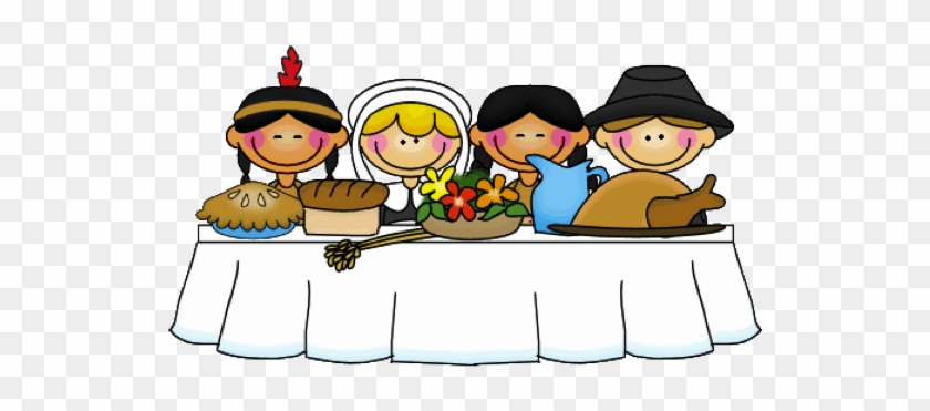Thanksgiving Clip Art Im - History Of Thanksgiving Poem #7482