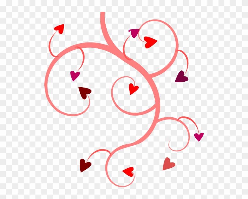 Heart Clip Art - Hearts Clip Art #7557