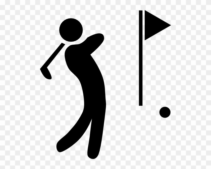 Golf Symbols Clip Art #738
