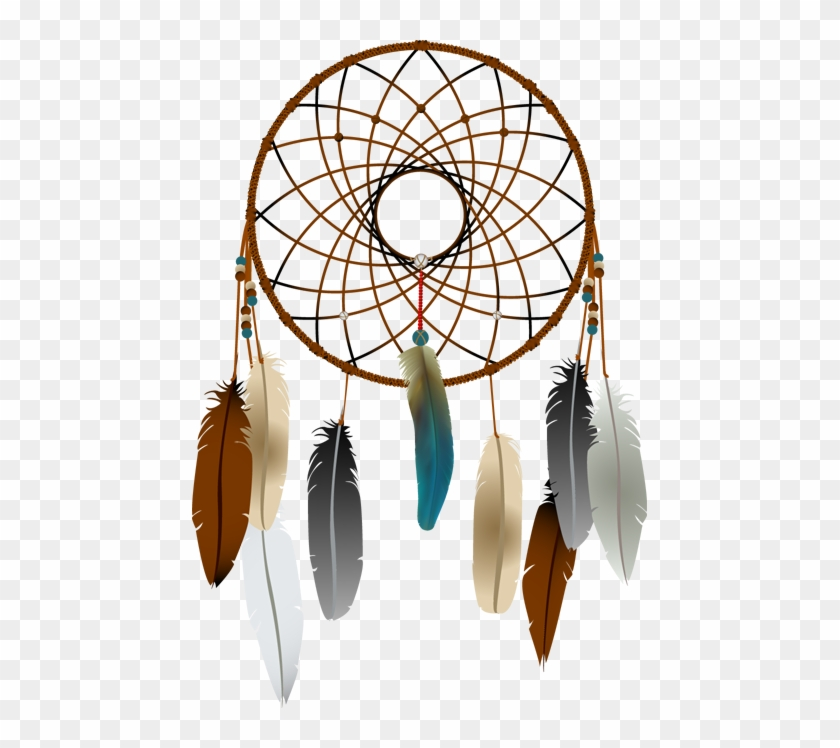 Dream Catcher Native American Clipart - Dream Catcher Clip Art #7583