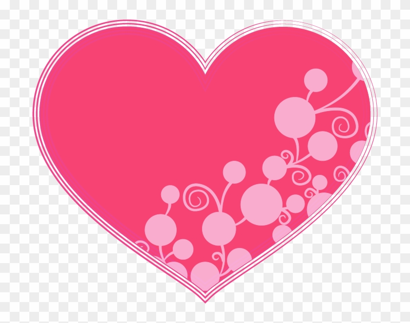Thank You Heart Clip Art - Heart Cliparts #7590