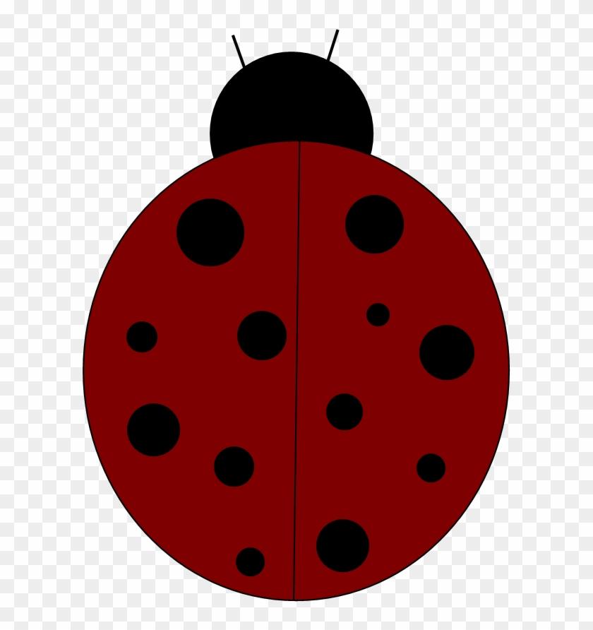 Free Ladybug Clip Art - Clip Art #7603