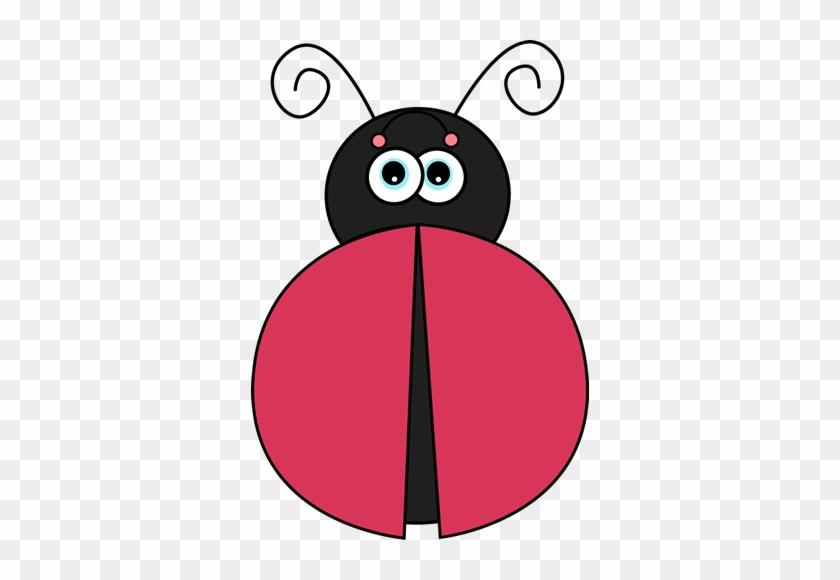 Ladybug Without Spots - Ladybug Without Spots Clipart #7608